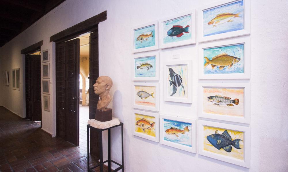Roberto Copa in The Gallery