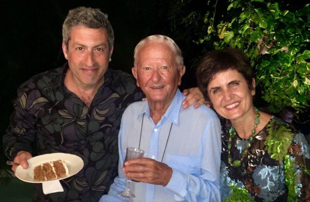 Rudi Spadafora 89th Birthday