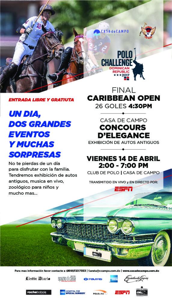 Caribbean Open finals 2017