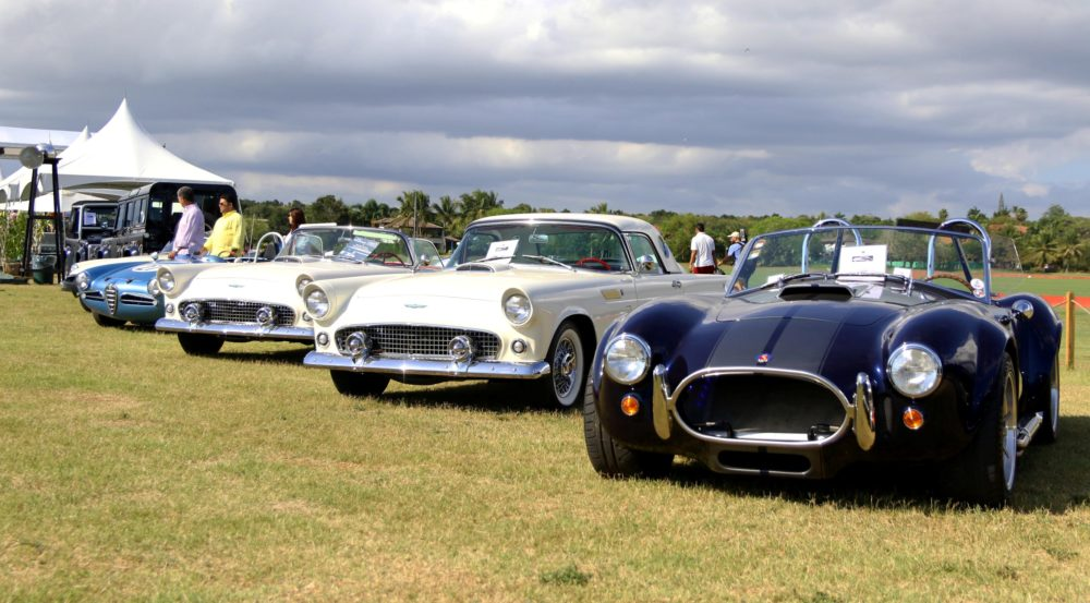 Polo Challenge RD Caribbean Open 2017 Concours d'Elegance