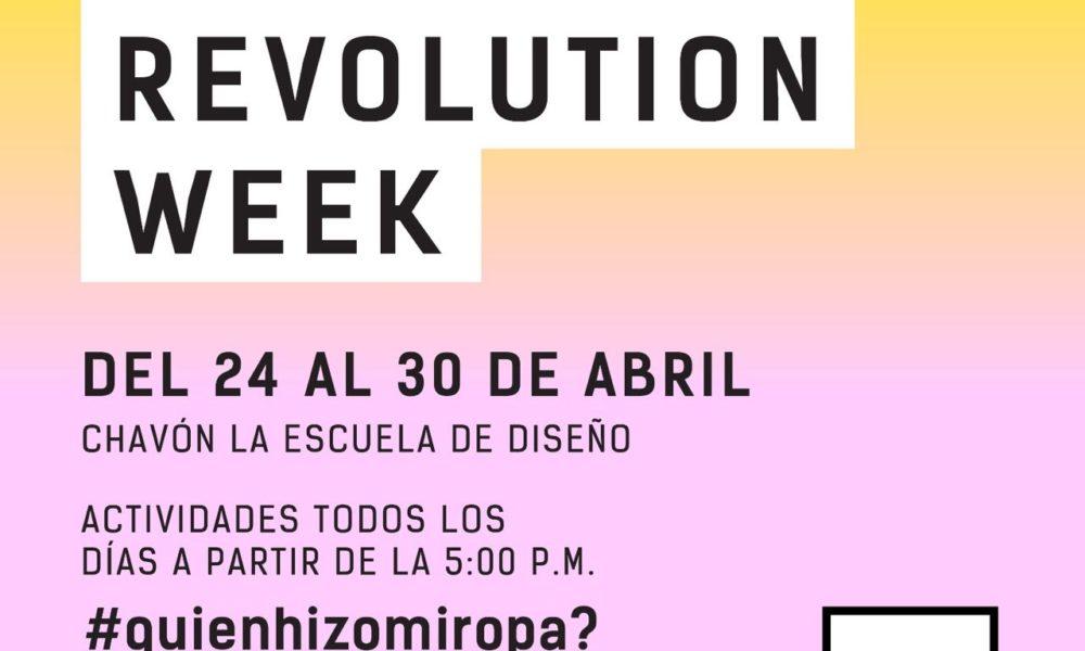 Fashion Revolution Week DR