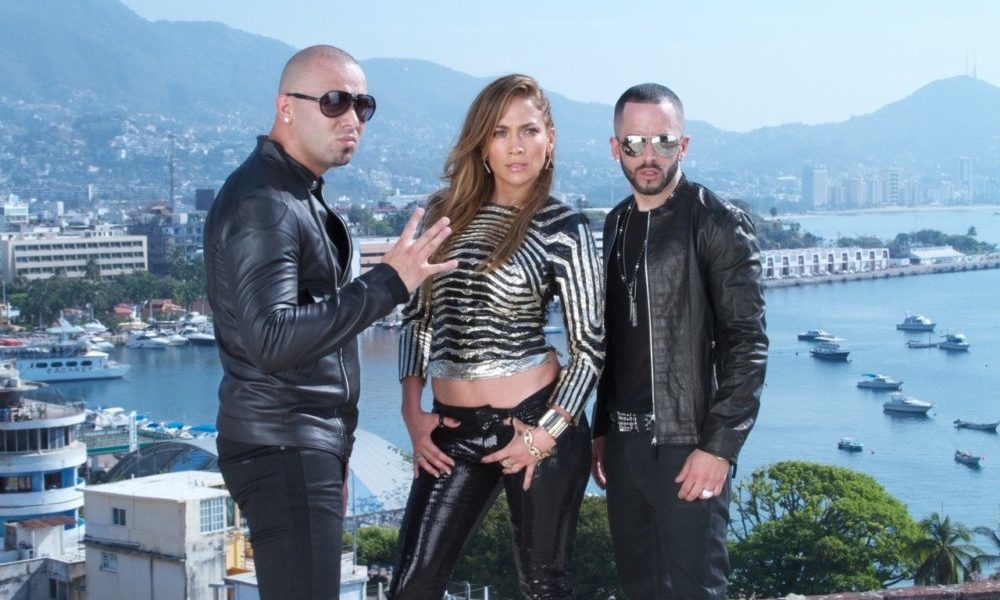 Wisin & Yandel with Jennifer Lopez