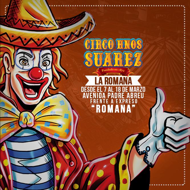circo hermanos suarez