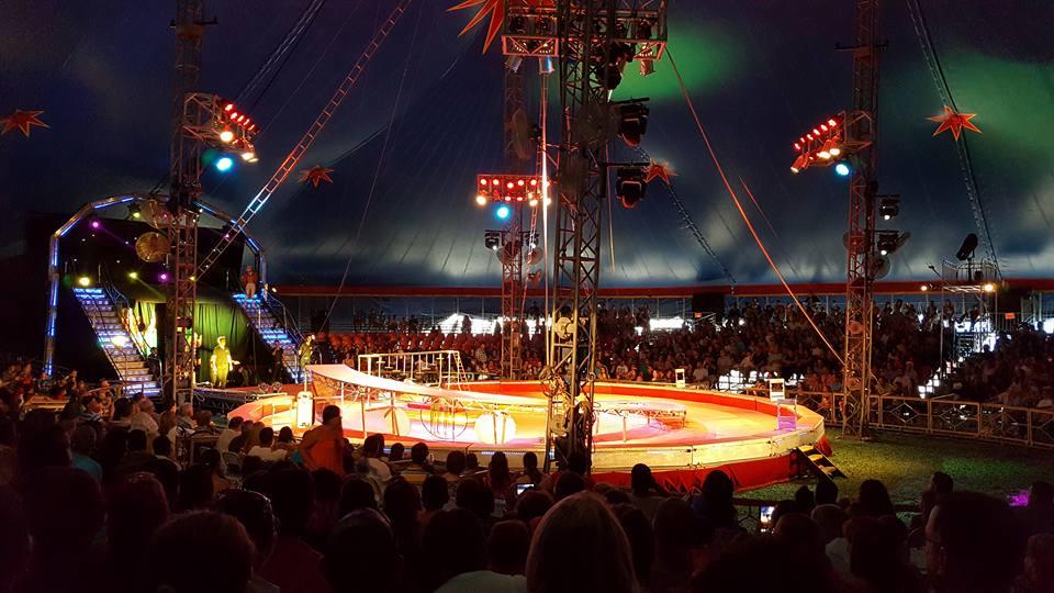 Hermanos Suarez Circus