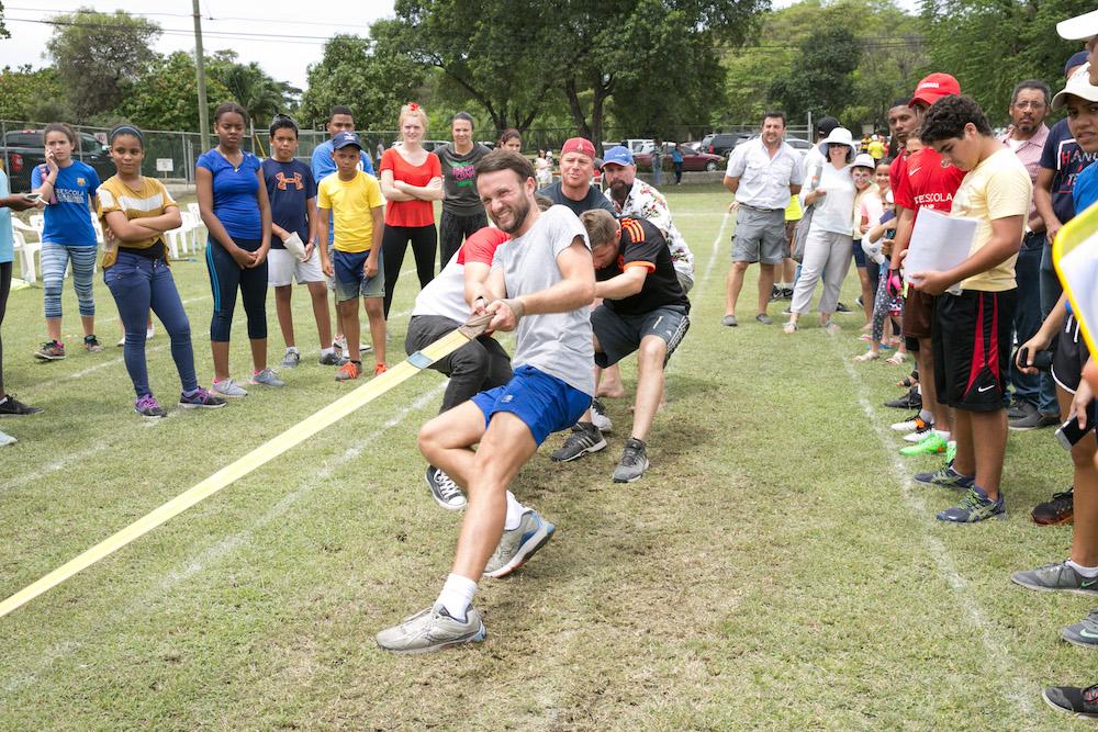 Abraham Lincoln School Sports Day