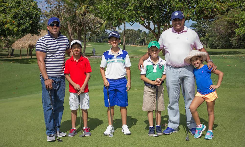 Junior Golf Academy final tournament 2017