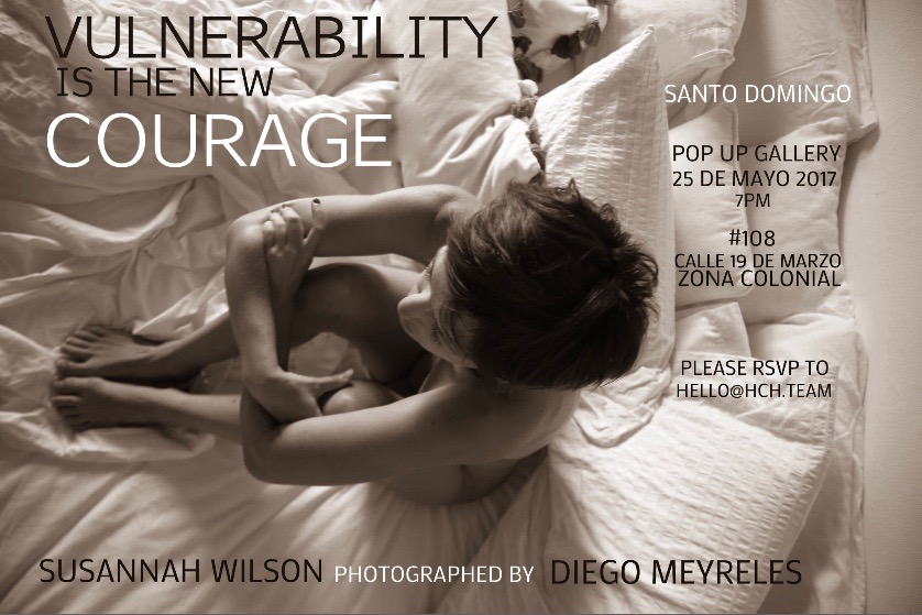 Vulnerability is the new Courage
