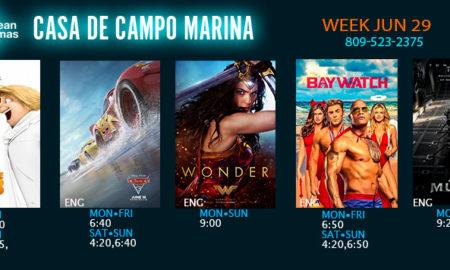 Movie Times Casa de Campo