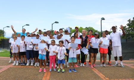 Children Tennis Tournament