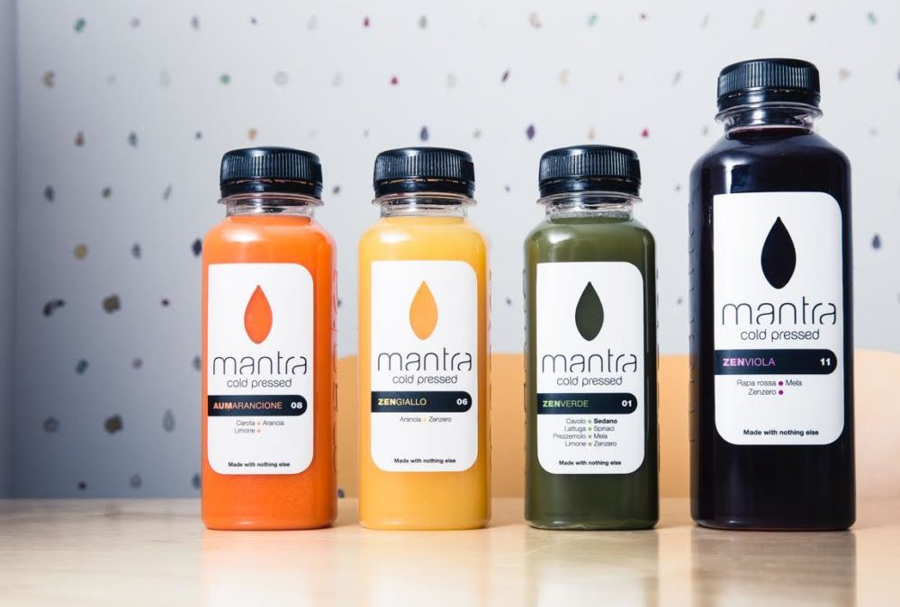 Mantra cold-pressed juice