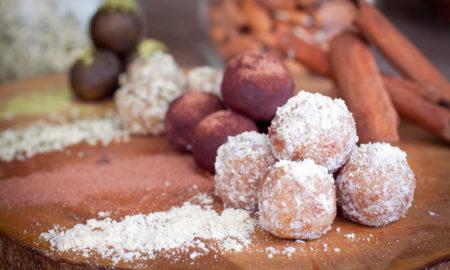 Dessert Truffles Martinaturally
