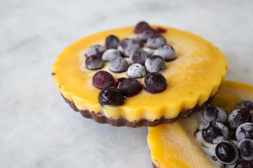 mango tart Martinaturally