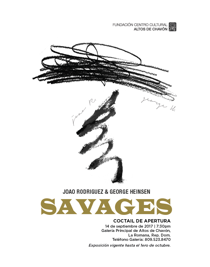 Savages Art Exhibition, The Gallery