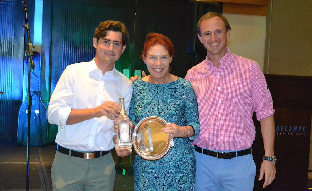 36th Casa de Campo Open awards ceremony