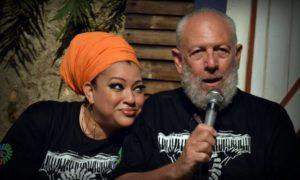 Diomary la mala and Freddy Ginebra