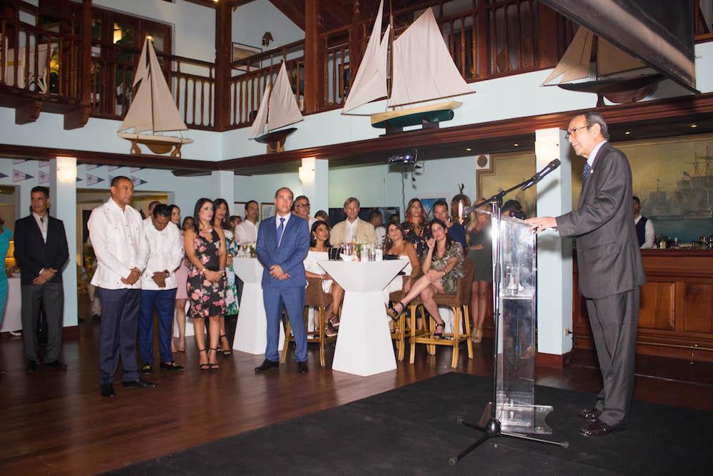 New Honorary Mexican Consulate In Casa De Campo