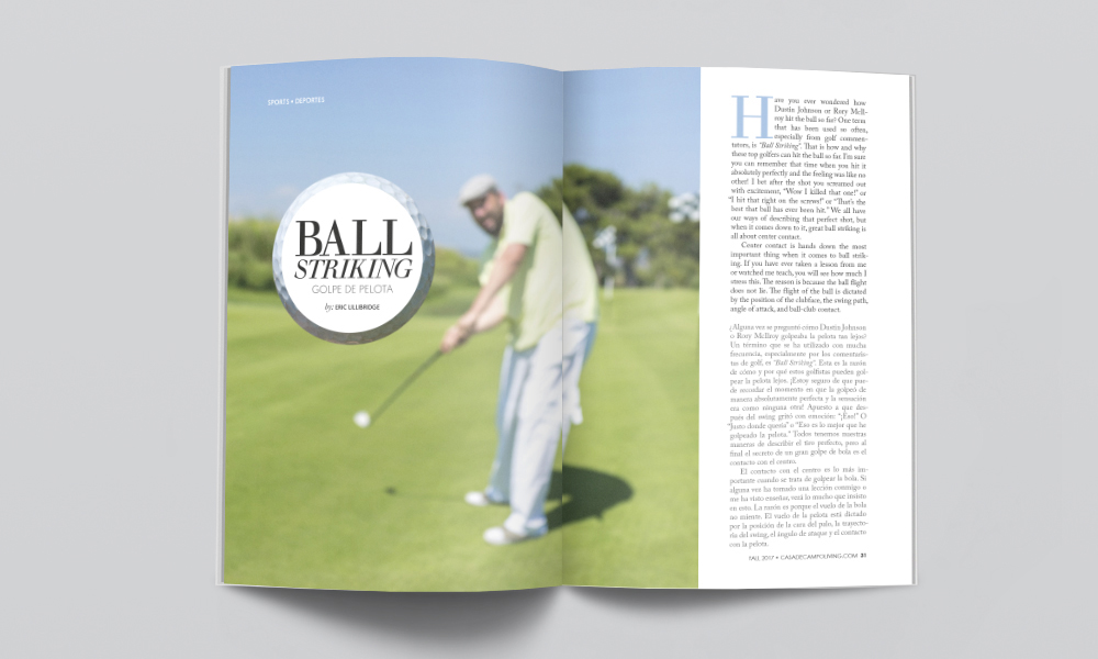Casa de Campo Living fall magazine