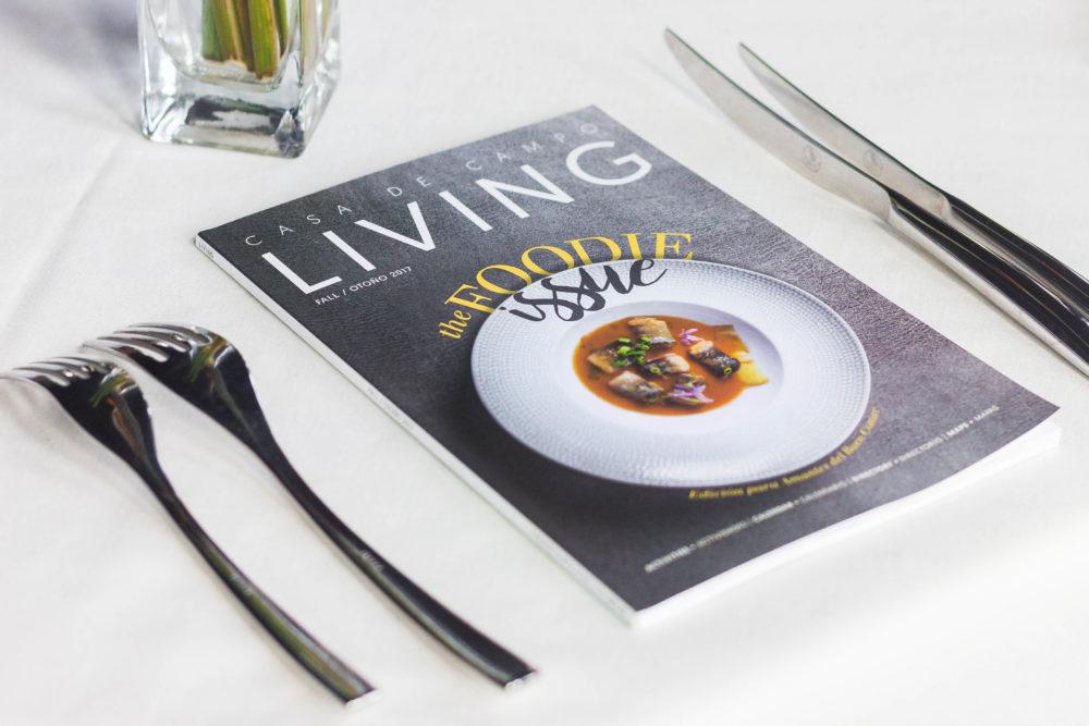 Casa de Campo Living fall magazine