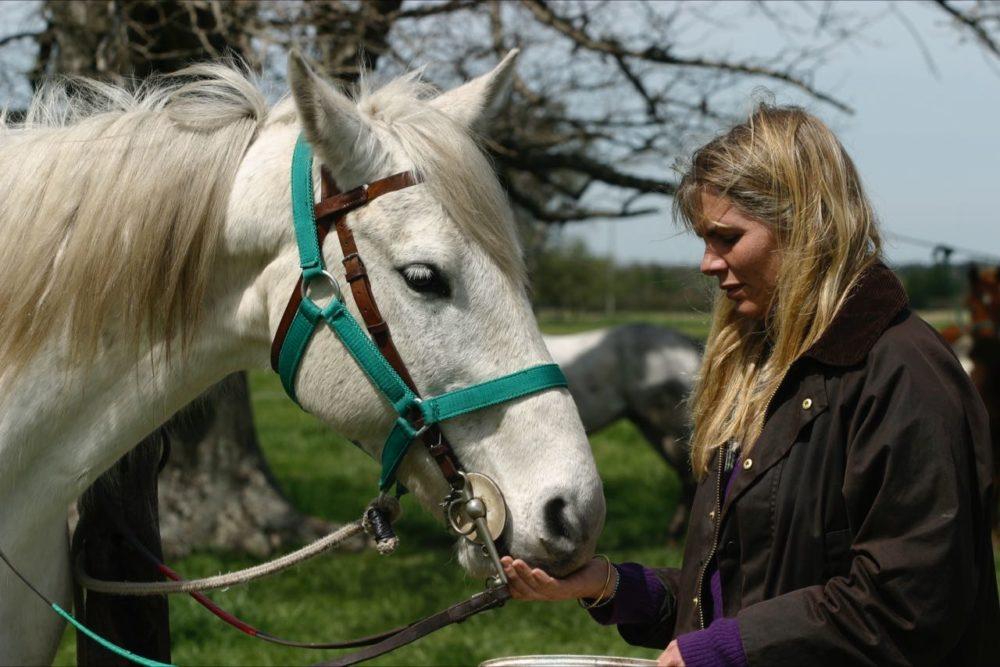 Nadine Bell: The Horse Whisperer