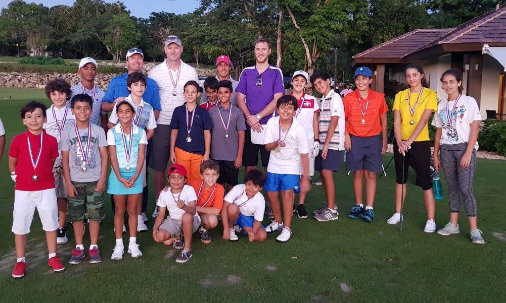 Drive, Chip, Putt Contest Jr. Golf Academy