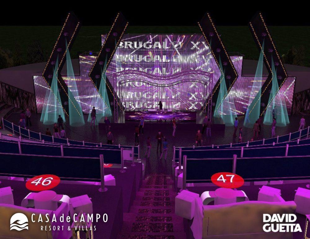 David Guetta Casa de Campo